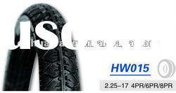Good quality motorcycle tyre/tire and tube 3.00-10