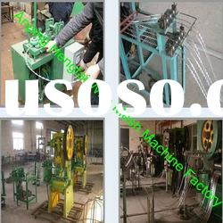 HOT!!!Cocertina Razor Barbed Wire Mesh Machine