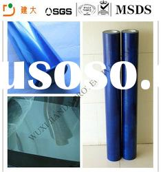 HOT SELL PE self adhesive stainless steel protective film for surface protection