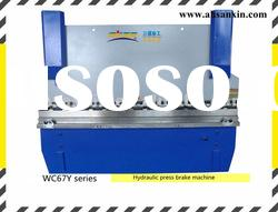 HYDRAULIC PRESS BRAKE MACHINE/PLATE BENDING MACHINE