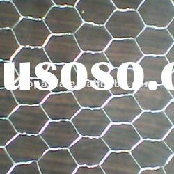 Hexagonal Wire Mesh /Chicken Netting/ Reverse Twist/PVC-Coated /HOT-Dipped