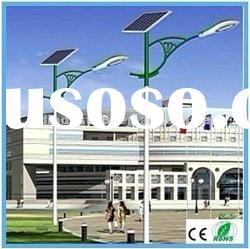 High Energy Saving 2012 New Design solar 120w LED Street Light