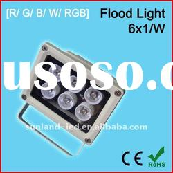 High Power outdoor led flood lighting for garden light,square light/high power led bollard light