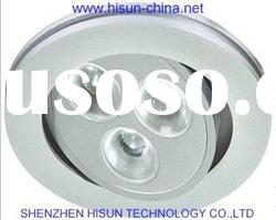 High Quality 3W Edison Led Recessed Downlight(Warm white)