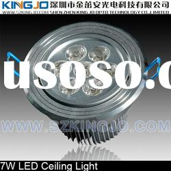 High Quality Low Power 7W LED Ceiling Lighting