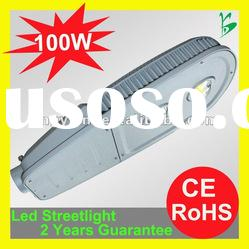 High power integrated led streetlight 100w/ ce& rohs