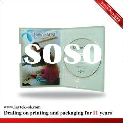 High quality CD paper packaging box