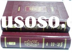 High quality hardcover holy bible printing service