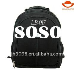 High quality leisure nylon laptop backpack