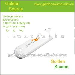 High speed 3g usb modem supports Voice-GL880D