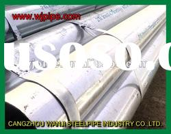Hot Dipped Galvanized seamless steel pipe/ASTMA5A106B