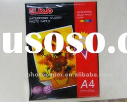 Hot Sale 200g JOJO High Glossy Inkjet Photo Paper