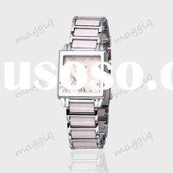 Hot Sale Eyki Fashion Quartz Watch ,japan movt quartz watch stainless steel back,W8428L