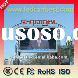 Hot Sales Outdoor Full Color LED Display Screen P10