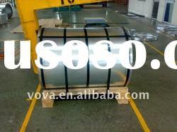 Hot-dip galvanized steel coil and sheet