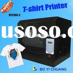 Hot sale digital small A3+ format t shirt printing machine