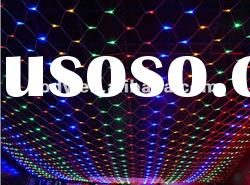 Hot selling Christmas/Xmas 600L LED Net Lights with Scan function By RD