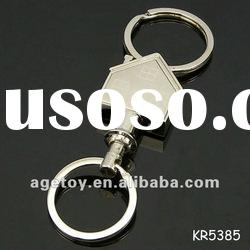 House Shaped Pull-A-Part Key Holder