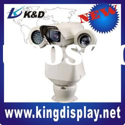 IP IR PTZ alloy aluminum camera for police vehicle