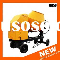 JH150 Portable Concrete Mixer with PLC Control for sale in stock