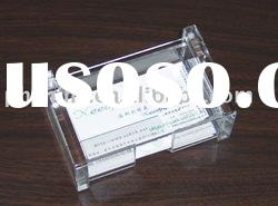 JNC-144 Pure Oraganic Namecard Holder/Acrylic Box
