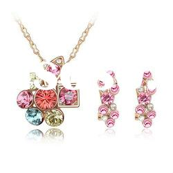 Jewelry Necklace And Earring Sets /Fashion Jewellery 4583-4586