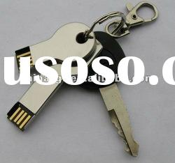 Key Ring Stainless Key USB Drive Memory 1GB