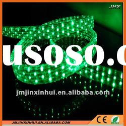 LED Flat 5 Wires rope light Green Color