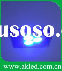 LED Spot Ceiling Lamp 3w Blue GU10