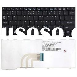 Laptop US Keyboard for Acer Aspire one A110