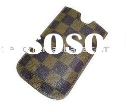 Leather Case for iPhone 3G 3Gs