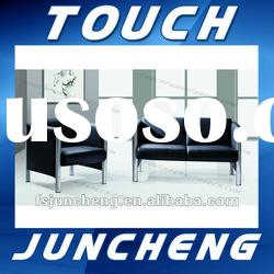 Leather sofas,leather office sofa set JS-C331
