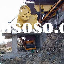 Limestone Quarry and Crushing Plant in cement process