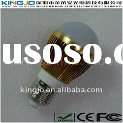 Low Price 3W E27 LED Bulb with Taiwan Chip