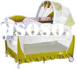 Low price baby bed cot baby crib baby playpen