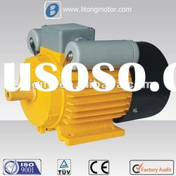Lowest Price!!YC Single Phase Capacitor Start Induction Motor/Electric motor