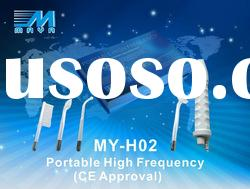 MY-H02 mini and portable high frequency beauty equipment(CE Certification)