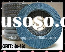 Metal Polishing Abrasive Wheel Emery Flap Wheel
