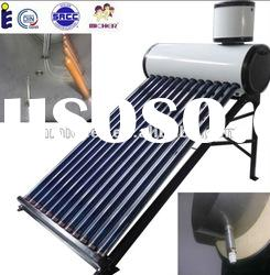 Micher Pressurized Solar Hot Water Heating System