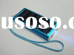 Mini 1500mAH solar usb charger for mobile Phone/Camera/MP3/MP4/PDA