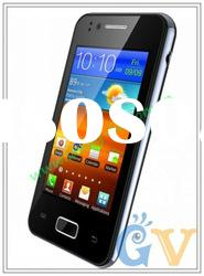 Mini i9100 Dual SIM Java TV FM Mp3 Cell Phone Android 2.3 cell phone with Capactive screen