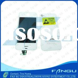 Mobile phone LCD for iphone 4 lcd with digitizer assembly (shenzhen factory)