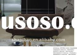 Modern and simple design leasure functional foldable sofa bed couch set home furniture S2010A