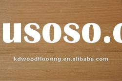 Multi layer engineered flooring White oak wood
