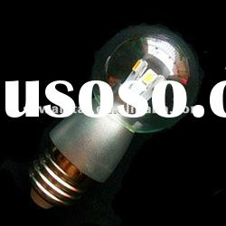 New design candle led light bulbs 3.5W 360 degree E27 bulb SAMSUNG SMD5630 can be dimmable
