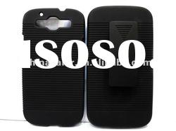 New holster combo case for Samsung galaxy s3 case with flip clip