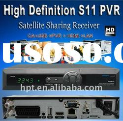 New product High speed satellite receiver Decoder openbox s10 used for Australia