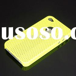 Newest design mesh case hard cover case for iphone 4 4g 4s