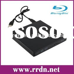 Newest model 6XBD-ROM USB External Bluray combo drive UJ160 can replace Panasonic UJ141