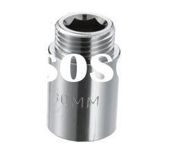 Nickel Plated Extension Brass Fitting